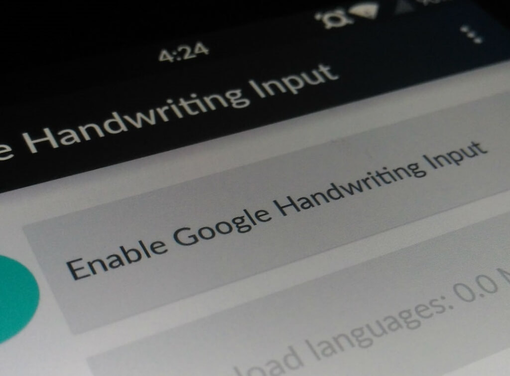 Google's New Handwriting App Lets You Handwrite Text in 82 Languages
