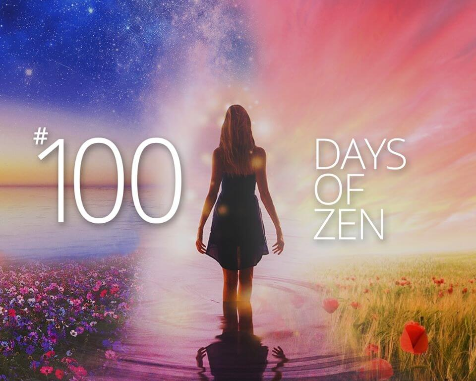 Campaign ASUS 100 Days of Zen