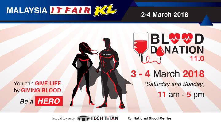 MITF TV Slide Blood donation