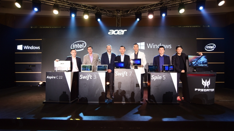 Acer Product Launch 16 Nov 2016