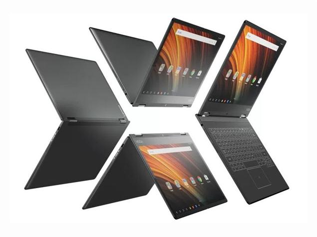 Introduced Lenovo Yoga A12