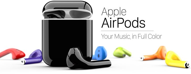 Colorware Offers 58 Colors To Apple AirPods – RM 1286