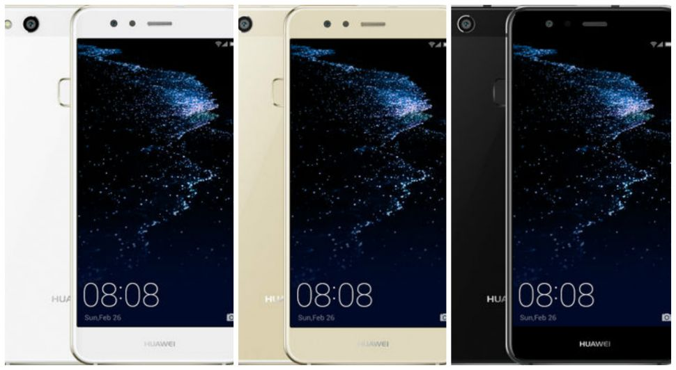 Huawei P10 Lite Will Launch Next Month