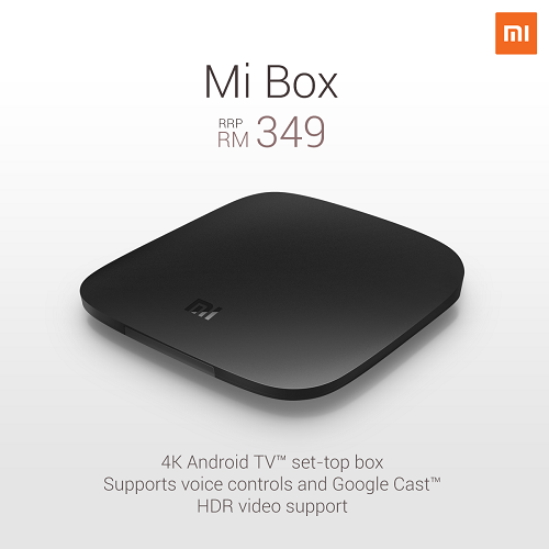 Xiaomi Mi Box On Sale In Malaysia This Friday – RM349