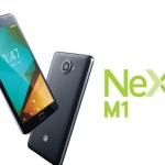 Maxis NeXT M1 smartphone