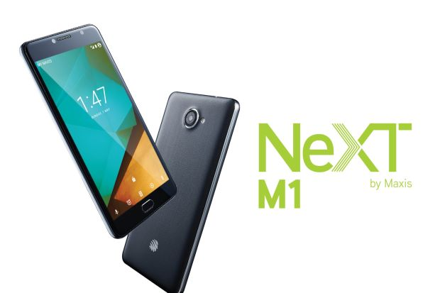 NeXT M1 by Maxis – The unbeatable all-in-one  4G phone experience