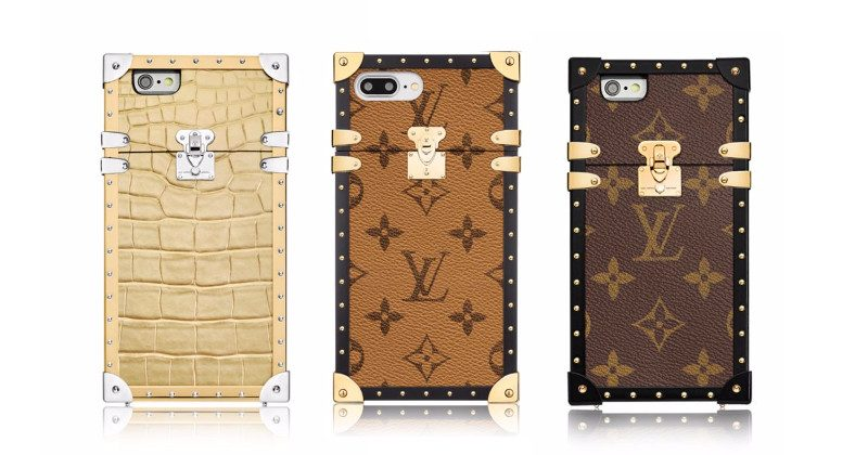 This Louis Vuitton made iPhone 7 cases?