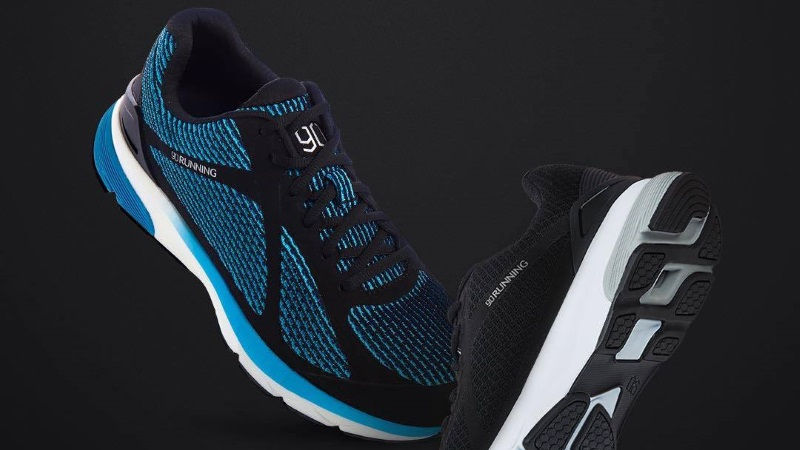 xiaomi introduced 90 minutes ultra smart sportswear shoes powered by