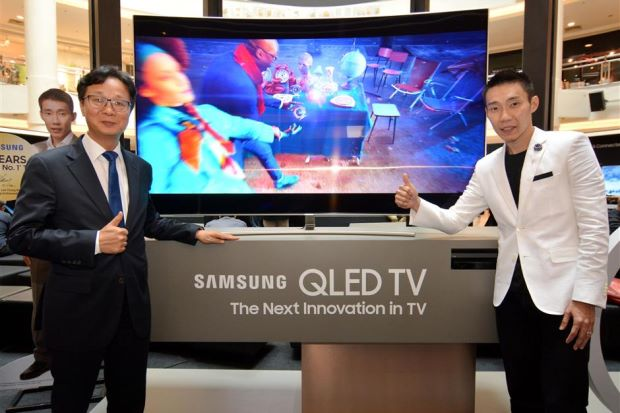 Samsung launches new premium QLED TV range in Malaysia