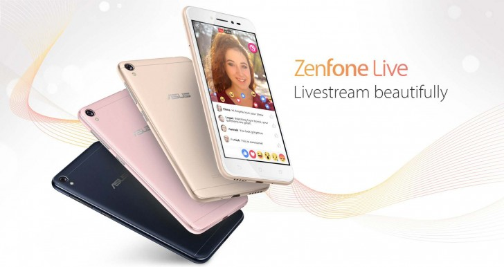 Asus Launched The Asus ZenFone Live