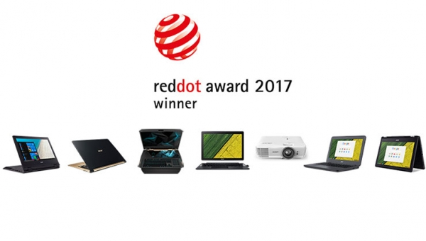 1495189071s_Acer-Honored-with-7-Prestigious-Red-Dot-Awards-for-Product-Design-in-2017