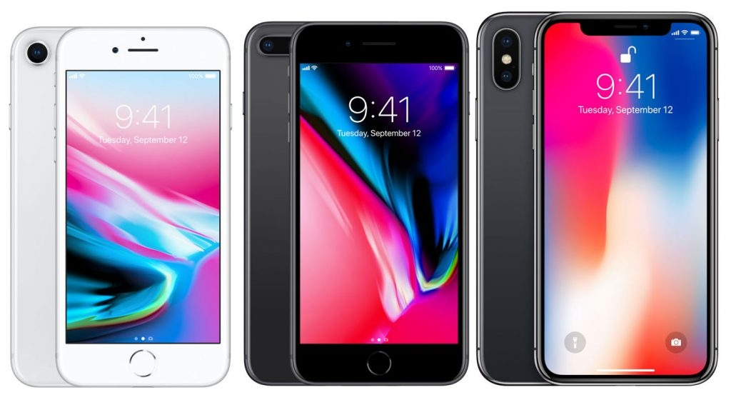 Introducing iPhone X  + Apple iPhone 8 and 8Plus with new features