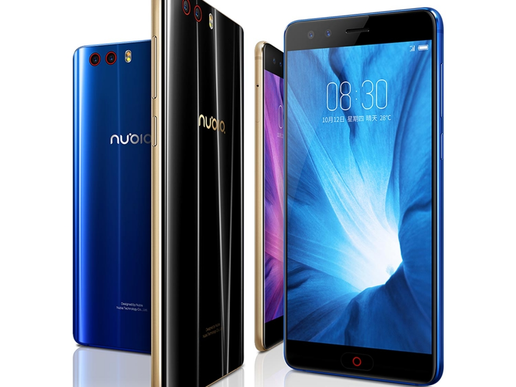 Nubia Launched Z17S & Z17 miniS With Four Cameras?!