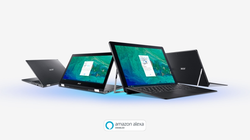 Acer Brings Amazon Alexa to PCs