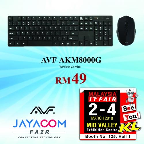 AVF AKM8000G-01