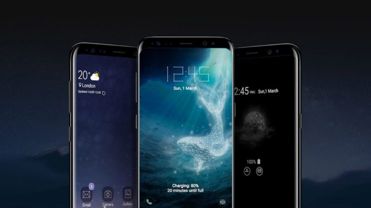Introduction The New Samsung Galaxy S9 and S9+