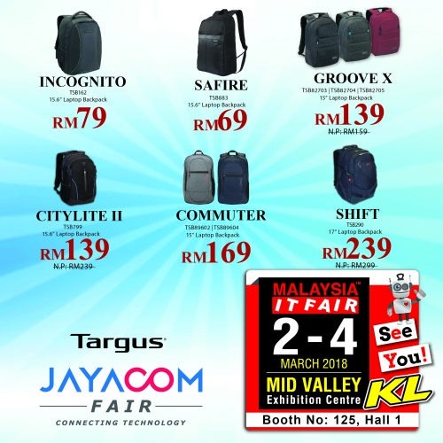 TARGUS BAG-01