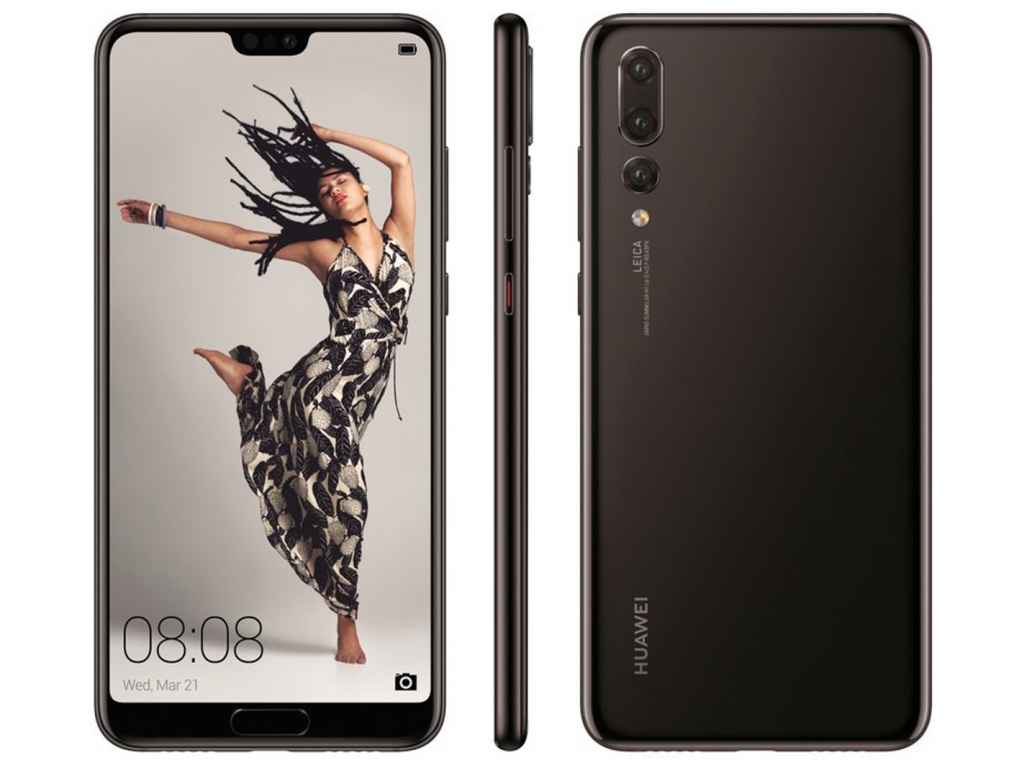 Huawei P20 Pro Comes with 40MP Triple Camera