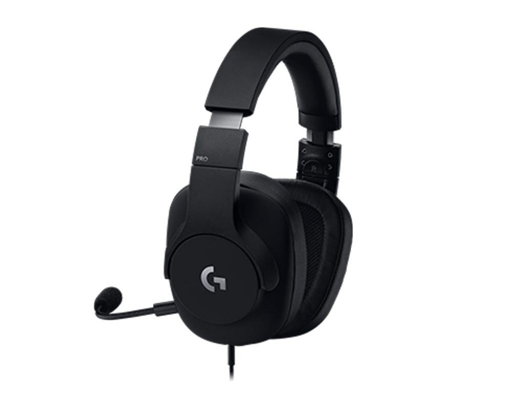 Logitech Launched G Pro Gaming Headset