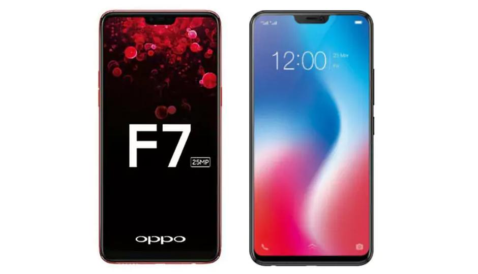 Oppo F7 Now in Malaysia –  RM1399