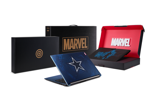 Acer Assembles Marvel's Avengers; Launches New Infinity War Special Edition Laptops in Collaboration with Marvel