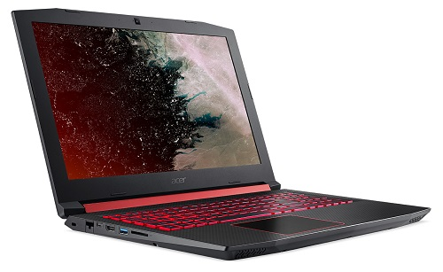 Acer Announces Nitro 5 Gaming Laptop with the Latest Intel Core i+ Processors