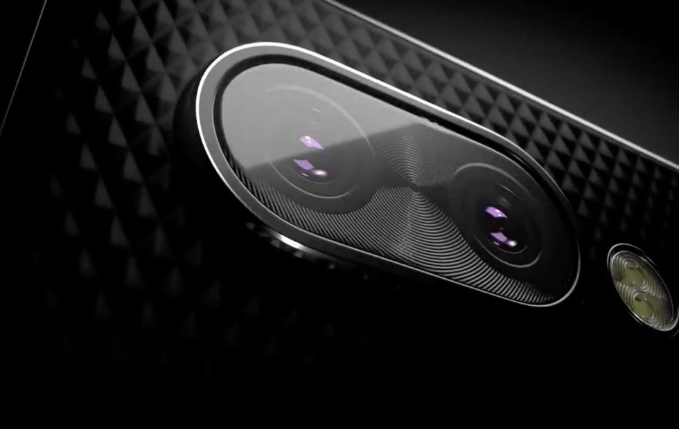 The New BlackBerry KEY2 with Dwi-camera?