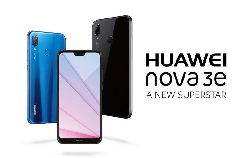 Huawei Nova 3e Now in Malaysia