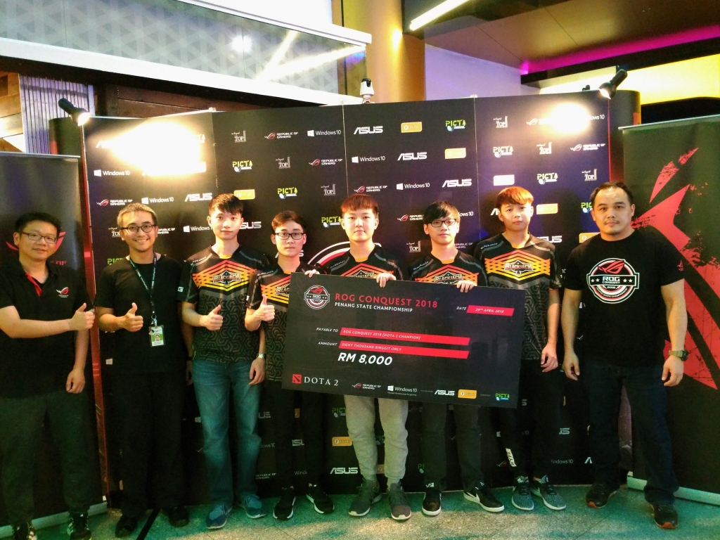 ROG Conquest: Penang State Championship 2018