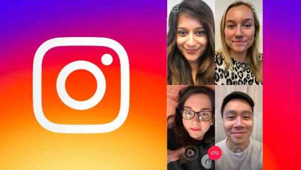Instagram-Video-Chat