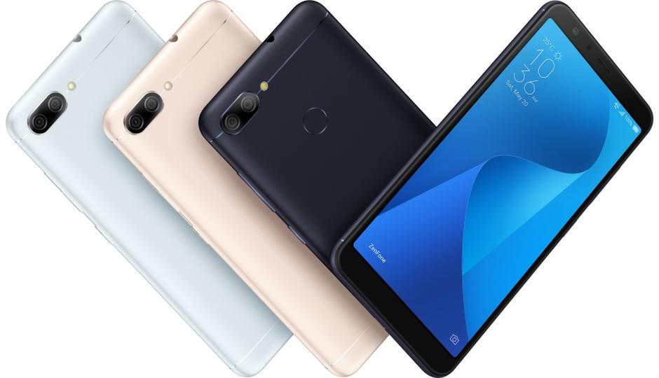 ZenFone Max Pro (M1) 4GB + 64GB variant is now available in the market