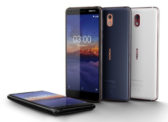 The Nokia 3.1 is now on sale in Malaysia