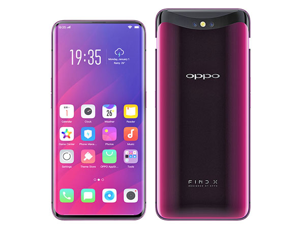Oppo Find X Will Be Launch In Malaysia