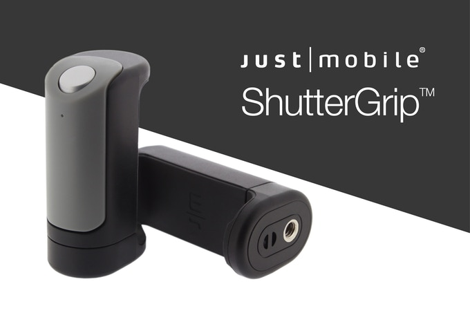 The grab-and-go camera control for your smartphone