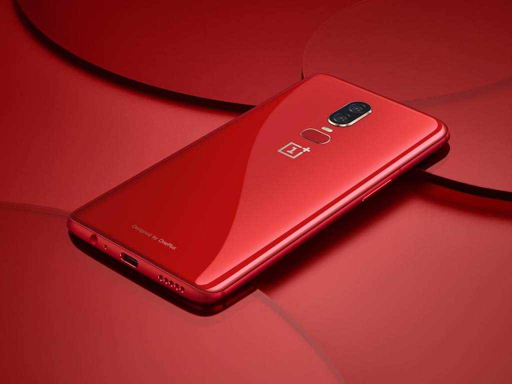 OnePlus 6 Comes in Red Color on July 10