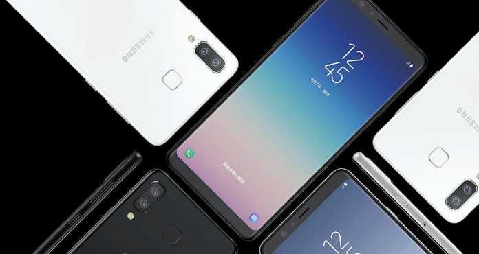 Smartphone-Samsung-Galaxy-A8-Star-Resmi-Diluncurkan-696x370