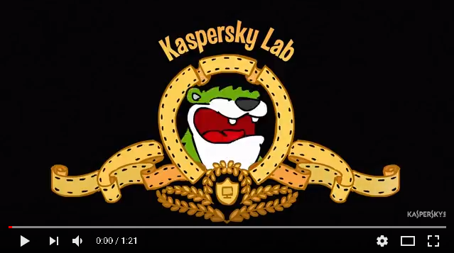 Congratulation!  Kaspersky Lab is 21 years old…