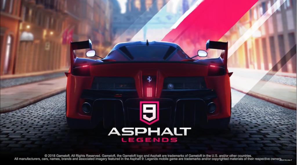 Now Asphalt 9: Legends – Redefining Mobile Racing Can Be Downloaded!