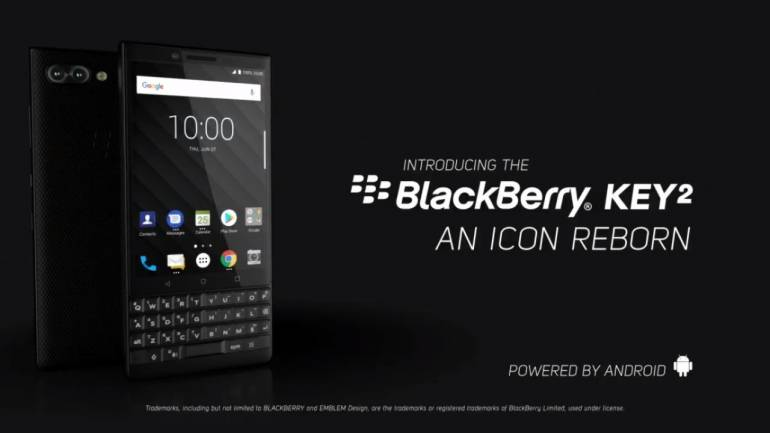 Blackberry KEY2 – What is that?