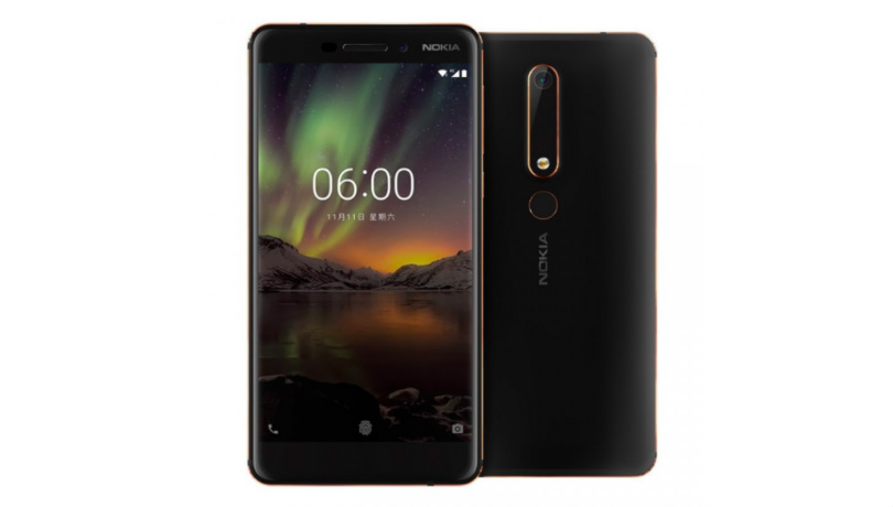 The Nokia 6 (2018) Will Coming to Malaysia Next Week