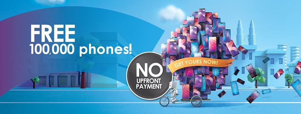 Free Phones only at Celcom with Celcom Mobile plans!!