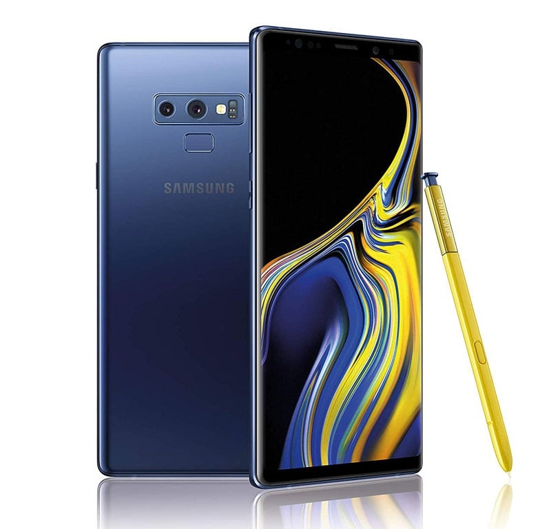 Pre-Order for Ocean Blue Samsung Galaxy Note 9 (512GB) on 21-23 SEP 2018 ~ RM4599