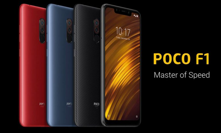 Pocophone F1 Now available in Malaysia – RM1,237
