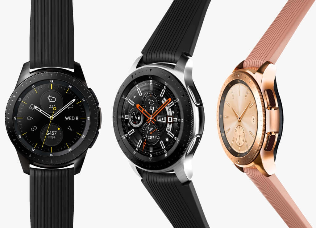 Pre-order for Samsung Galaxy Watch starts on 2nd October 2018