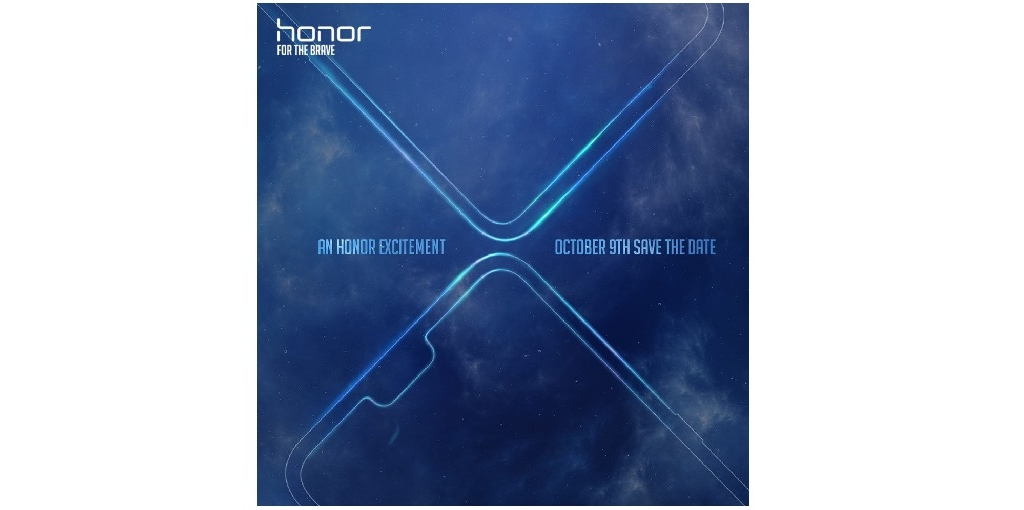 Honor Malaysia mentioned something eXtraordinary is on its way to Malaysia on October 9