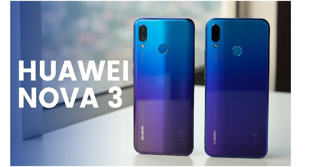 Huawei Nova 3 in Primrose Gold available soon to Malaysia. Stay Tuned!!