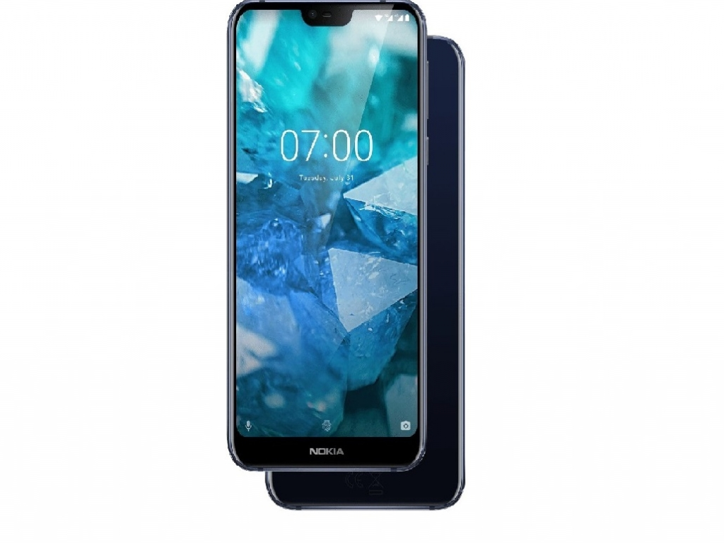 Introducing the New Nokia 7.1 – Pure Display screen technology