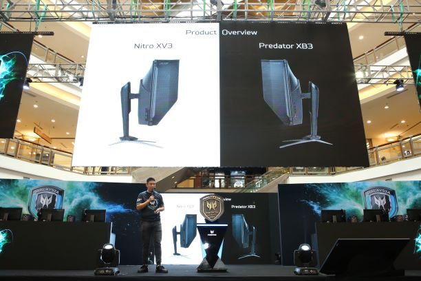 Acer Malaysia Launches New 27-inch 4K Monitors