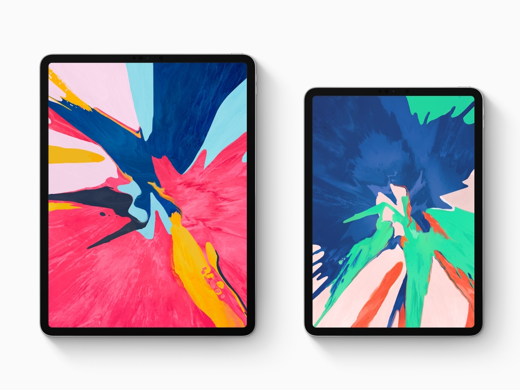 Apple launched the New iPad Pro – Unlock the iPad Pro with Face ID