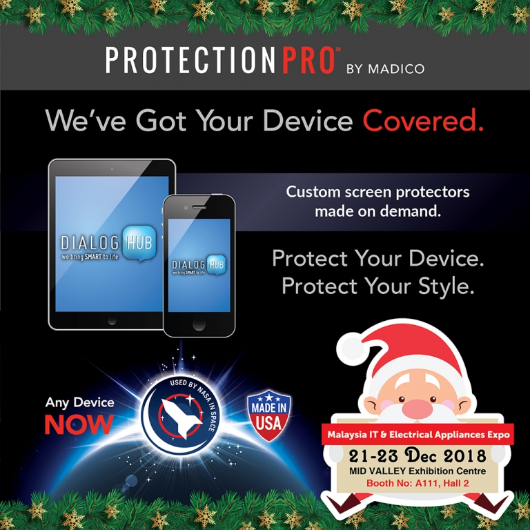 PROTECTION PRO PROMOTION @ MALAYSIA IT & ELECTRICAL APPLIANCES EXPO II KL
